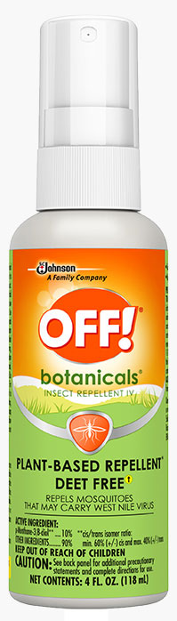 OFF!® Botanicals Spritz