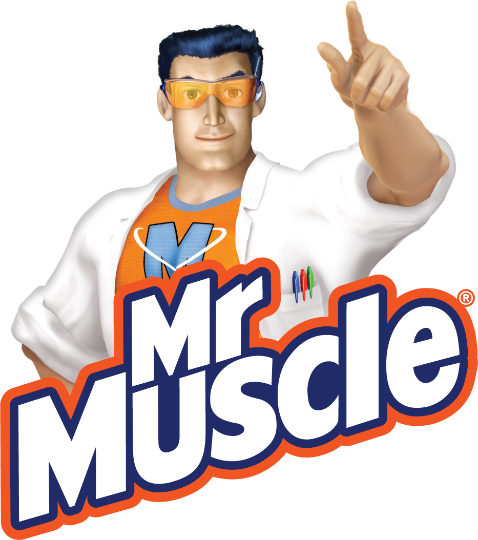 Mr Muscle®-produkter