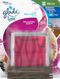Glade®by Brise® Discreet Decor Original Relaxing Zen