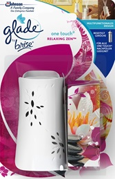 Glade®by Brise® One Touch Minispray Original Relaxing Zen