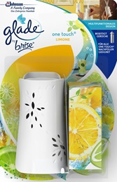 Glade®by Brise® One Touch Minispray Original Limone