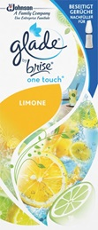Glade®by Brise® One Touch Minispray Nachfüller Limone