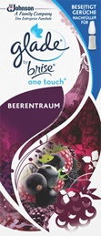 Glade®by Brise® One Touch Minispray Nachfüller Beerentraum