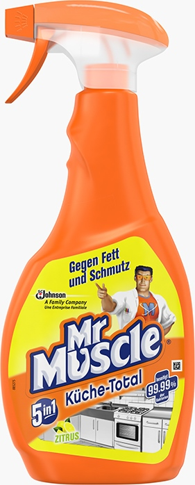 Mr Muscle® 5in1 Küche-Total
