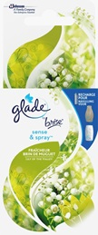 Glade® by Brise® Sense & Spray navulling Lily of the Valley