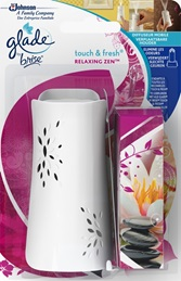 Glade® by Brise® Touch & Fresh® houder  Relaxing Zen™