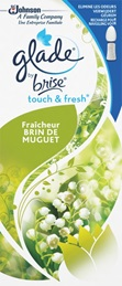 Glade® by Brise® Touch & Fresh® navulling Lily of the Valley