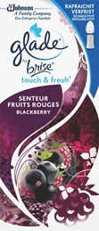 Glade® by Brise® Touch & Fresh® navulling Blackberry