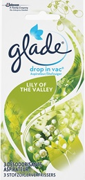 Glade® Stofzuiger - Lily of the Valley