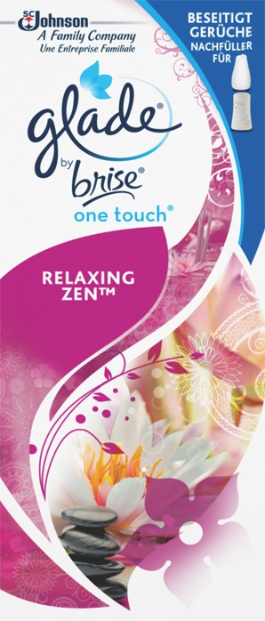 Glade by Brise® One Touch Minispray Nachfüller Relaxing Zen