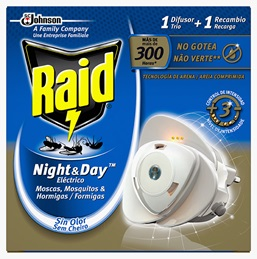 Raid® Night & Day Aparato Trio