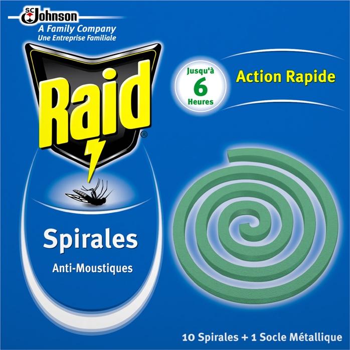 Page d 39 accueil de la marque sc johnson - Raid anti moustique ...