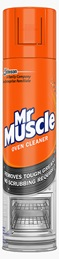 Mr Muscle® Oven Cleaner