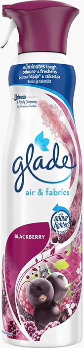 Glade® Air & Fabric Blackberry