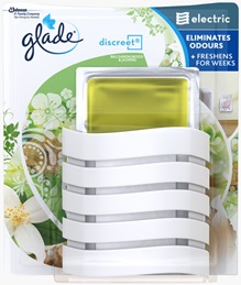 Glade® Discreet Electric Bali Sandalwood & Jasmine (Discontinued)