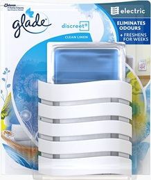 Glade® Discreet Electric Clean Linen Holder