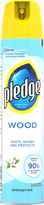 Pledge® Wood Polish Springtime