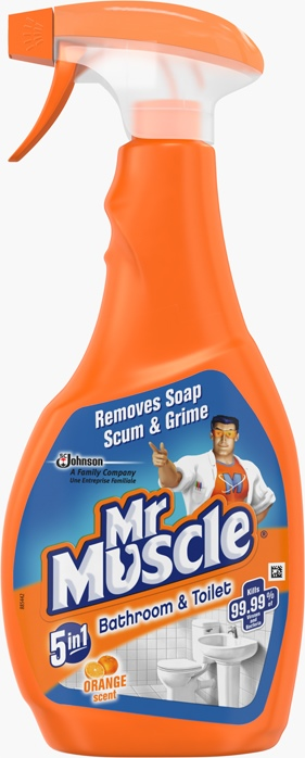 Mr Muscle® Bathroom Spray