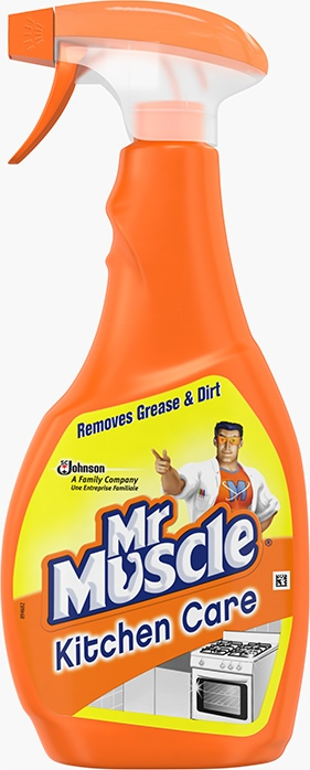 Mr Muscle® Kitchen Care Spray