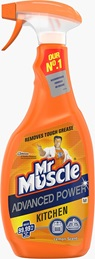 Mr Muscle® Advanced Power Anti-Bac (Discontinued)