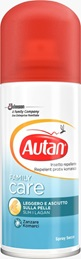 Autan® Anti Zanzare Family Care Spray Secco