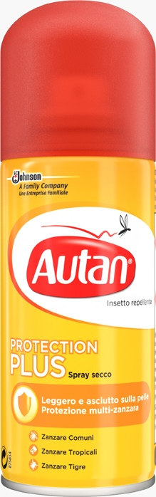 Autan® Protection Plus™ Spray Secco Barriera Multi Insetto