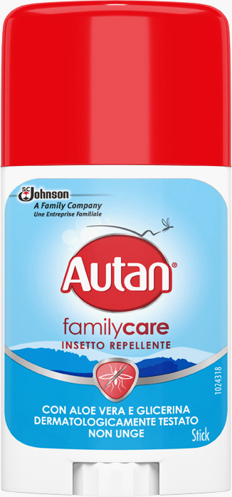 Autan® Anti Zanzare Family Care Stick
