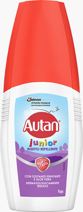 Autan® Anti Zanzare Family Care Junior Vapo