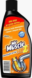 Mr Muscle® Desentupidor Canos Gel