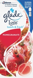 Glade® By Brise® Touch&Fresh® Recarga Pomegranate