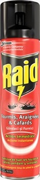 Raid® Gândaci si Furnici Spray