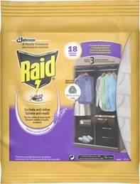 Raid® Anti-Molii Tablete Lavender