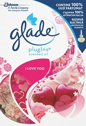 Glade® Electric Rezervă With Love