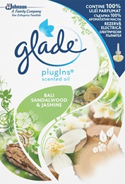 Glade® Electric Scented Oil - Sensual Sandalwood and Jasmine - odorizant electric