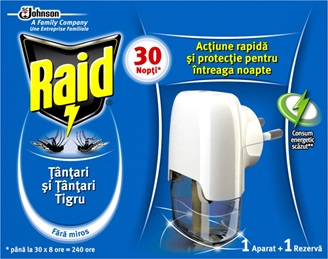 Raid® Electric Lichid Aparat