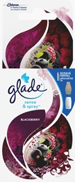 Glade® Sense & Spray Rezervă Blackberry