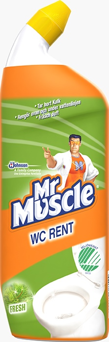 Mr Muscle® WC Rent Fresh