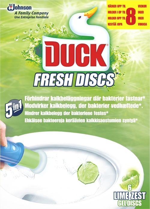 Duck® Fresh Discs™ Lime