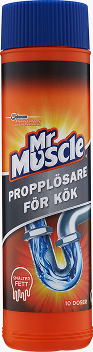 Mr Muscle® Propplösare