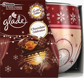 Glade® Sviečka Chocolate Celebration