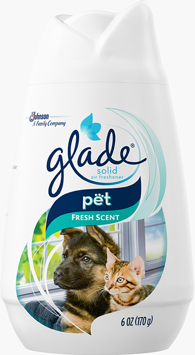 Solid Air Freshener - Pet Fresh Scent