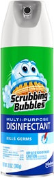 Scrubbing Bubbles® Multi-Purpose Disinfectant Spray