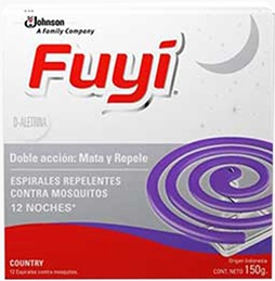 Fuyi® Espirales Country Fresh