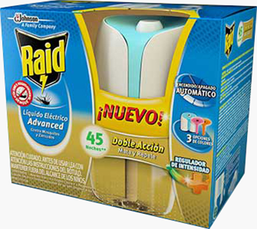 Raid® Liquido Electrico Advanced