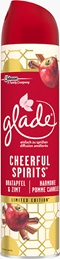 Glade® Duftspray Cheerful Spirits Bratapfel & Zimt