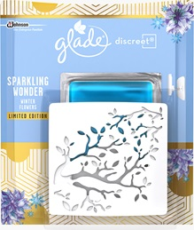 Glade® Discreet® Sprakling Wonder Winter Flowers