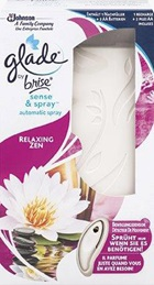 Glade® by Brise® Sense & Spray Halter Relaxing Zen