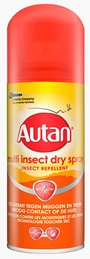 Autan® Multi Insect Dry Spray