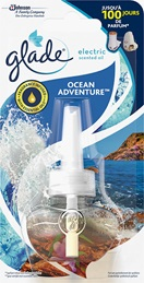 Glade® Electric Scented Oil Recharge Ocean Adventure