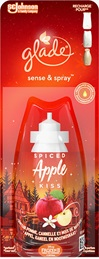 Glade® Sense & Spray - Refill - LTO Winter 2019 - Apple & Cinnamon